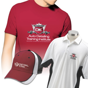 DETAIL KING T-SHIRTS & PROMOTIONAL ITEMS