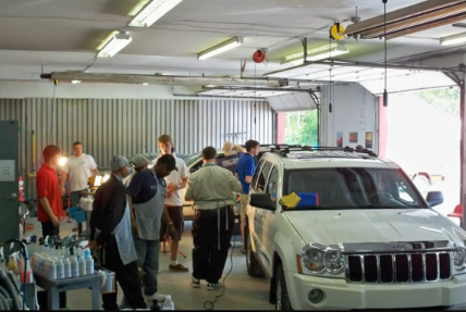 Auto Detailing Training Seminar May 2011