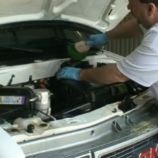 Engine Cleaning and Detailing Video