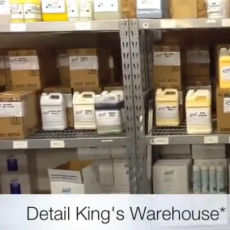 Packing Your Detail King Order Part 2
