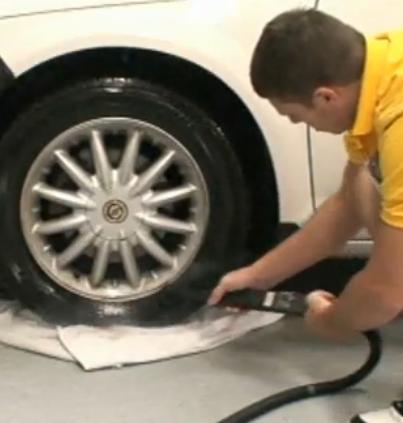 Vapor Steam Cleaner For Auto Exterior Detailing Video