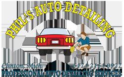 Phil's Auto Detailing - logo