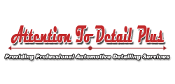 Attention To Detail Plus - logo