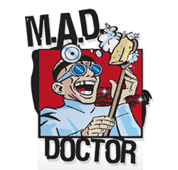 M.A.D. Doctor Mobile Detailing - logo