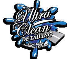 Ultra Clean Detailing - logo