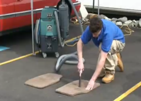 Mytee Carpet Extractor Usage Video