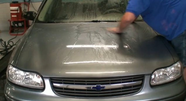 How To Use a Clay Bar On Your Car Video