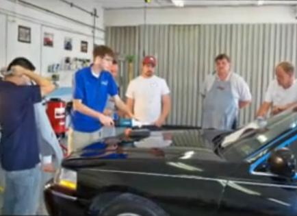 Car Detailing Training Class Video