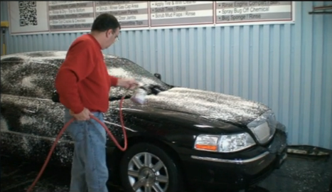 Private Auto Detailing Classes