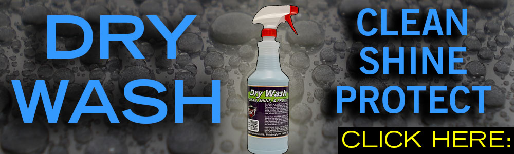 Dry Wash Water-less Wash