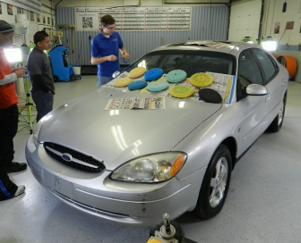Automotive Detailing Training