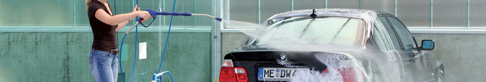 Mobile Auto Detailing Pressure Washer