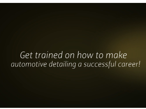 Start an Auto Detailing Business