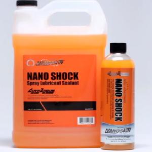 NANOSKIN NANO SHOCK Hydrophobic Spray Wax & Sealant