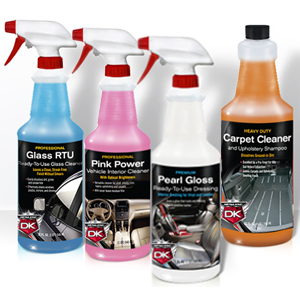 CAR CARE INTERIOR PRODUCTS