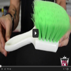 Soft Bristle Body Wash Brush