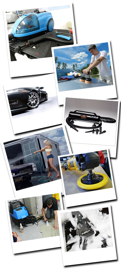 Auto Detail Equipment