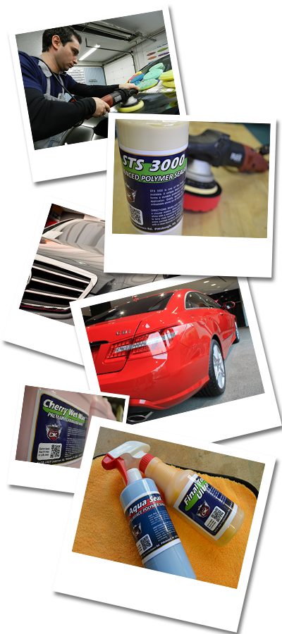 Paint Correction And Protection Products Detail King