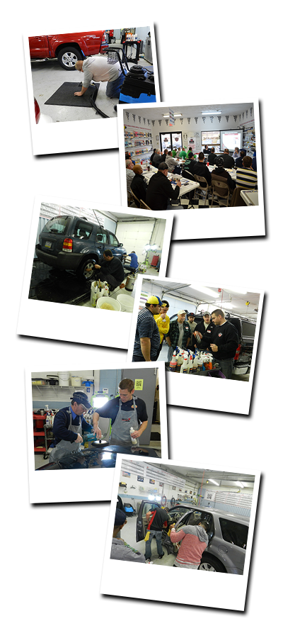 Auto Detail Training 2 day