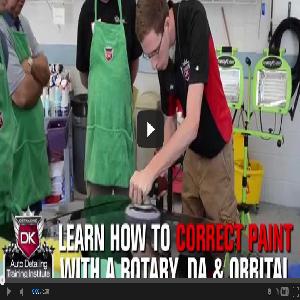 Auto Detailing Training School – Hands On Classes