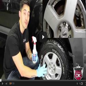 Chameleon Premium Wheel Cleaner