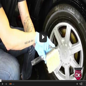 Tire & Whitewall Cleaner