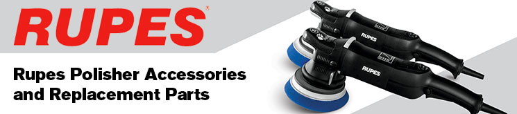 Rupes Polisher Accessories and Replacement Parts