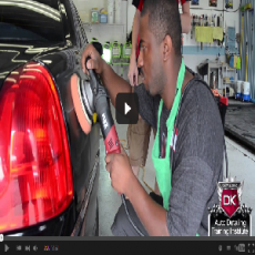 Hands On Auto Detailing Experience