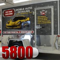 Mobile Auto Detailing Trailer