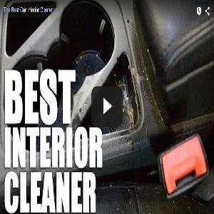 The Best Car Interior Cleaner