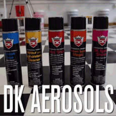 Detail King Aerosols – Car Interior