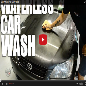 Best Waterless Car Wash Product