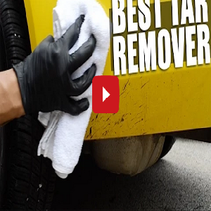 Best Tar Removing Product For Your Car