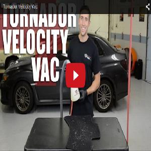 Tornador Velocity Vac