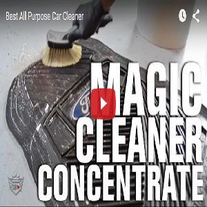 Best All Purpose Car Cleaner