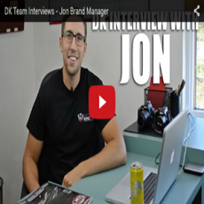DK Team Interviews – Jon Brand Manager