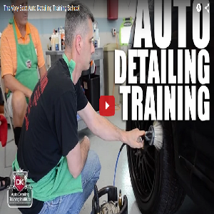 August 2015 Auto Detailing Craftsman Class