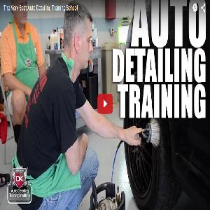August 2015 Auto Detailing Craftsman Class