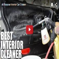 All Purpose Interior Car Cleaner