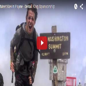Meet Kevin Payne – Detail King Sponsorship