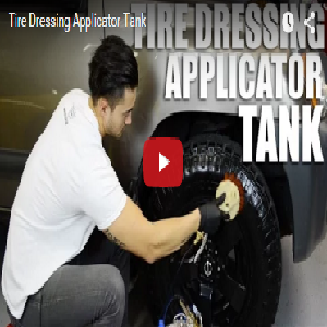 Tire Dressing Applicator Tank