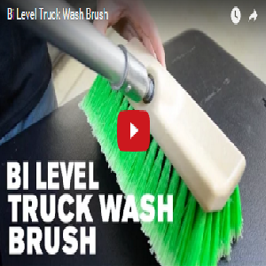 Bi Level Truck Wash Brush