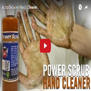 Auto Detailer Hand Cleaner