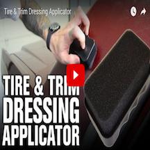 Tire & Trim Dressing Applicator