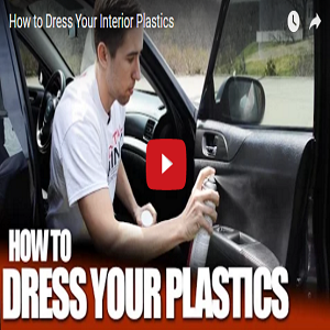 How To Dress Your Interior Plastics
