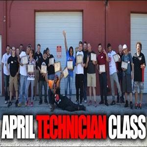 April 2016 Technician Class