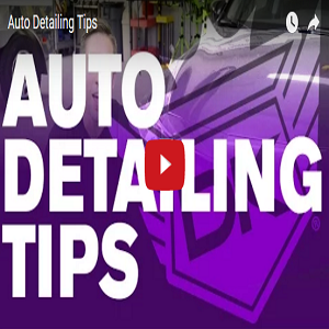 Auto Detailing Tips