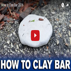 How To Clay Bar 2016