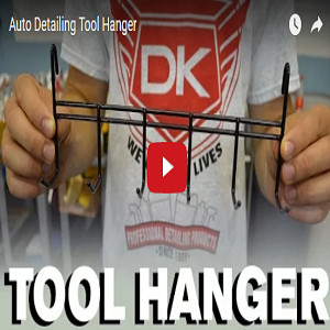 Auto Detailing Tool Hanger