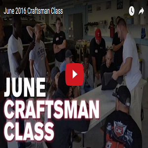 June 2016 Craftsman Class